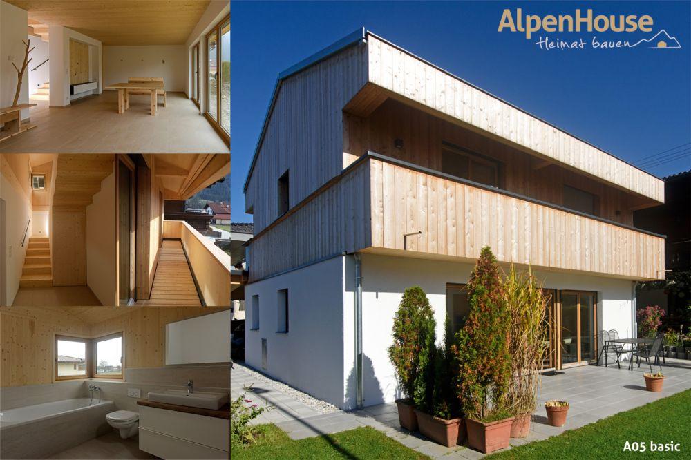 AlpenHouse, Heimat Bauen
